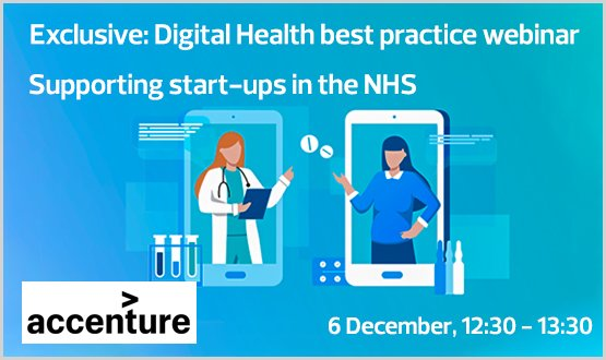 Webinar: Supporting start-ups in the NHS