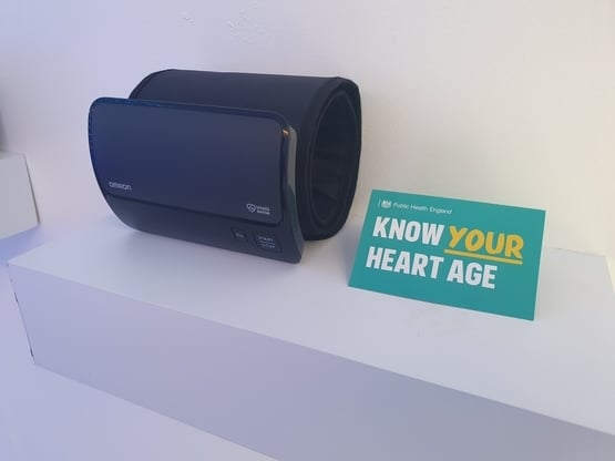 Wearable blood pressure cuff allows users to track hypertension at home