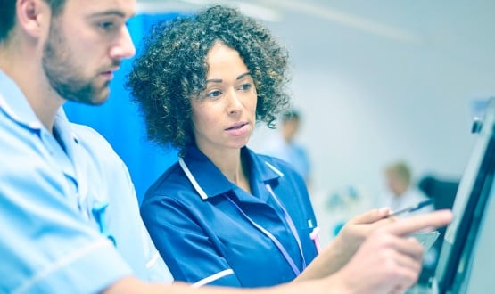 How uPerform can help NHS organisations support the deployment and optimisation of major IT systems