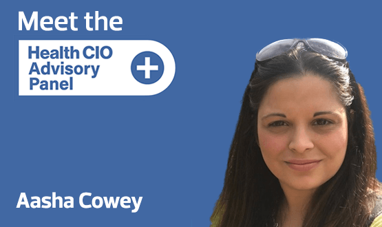 Meet the CIO Advisory Panel: Aasha Cowey