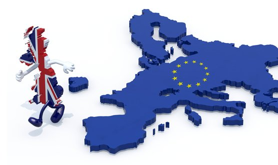 What happens to data sharing agreements with the EU after Brexit?