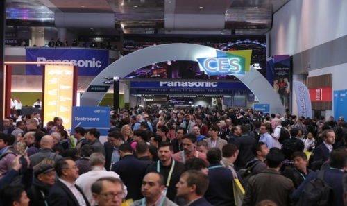 CES 2020 Show Floor
