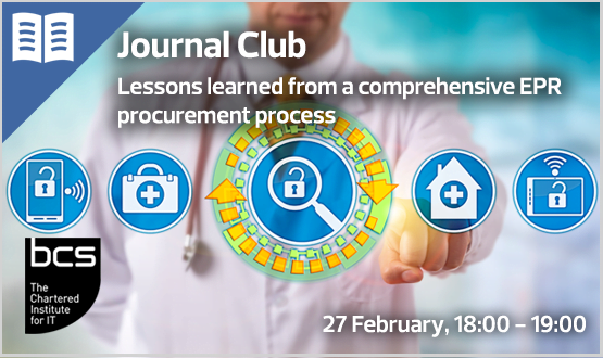 Journal Club: Lessons learned from a comprehensive electronic patient record procurement process—implications for healthcare organisations