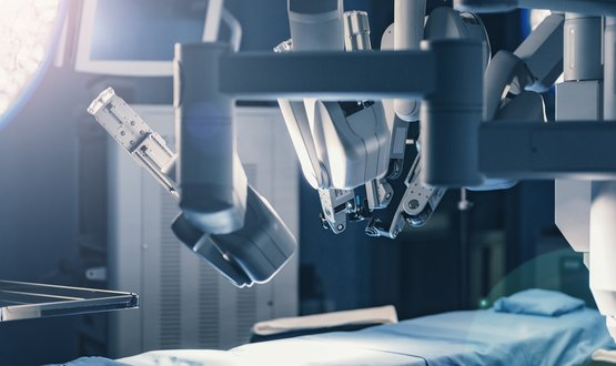Legal considerations when it comes to robotics in surgery