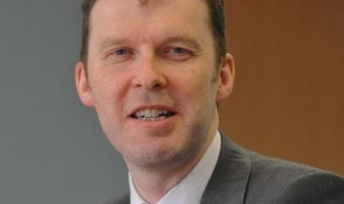 Andrew Griffiths, FEDIP board chief executive and former director of NWIS