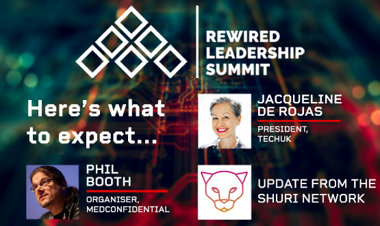 Digital Health Rewired Leadership Summit – here is what to expect