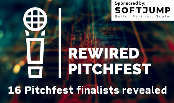 Rewired Pitchfest 2020 - Sponsored by Softjump