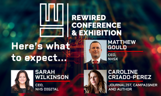 Digital Health Rewired Conference and Exhibition 2020: what to expect