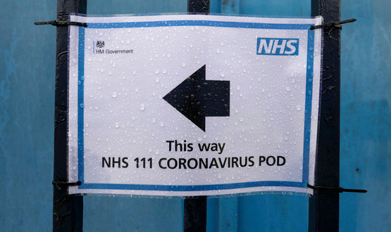 COVID-19: More than one million access NHS 111 support for coronavirus