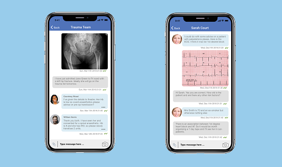 Hospify becomes first NHS-approved clinical messaging app