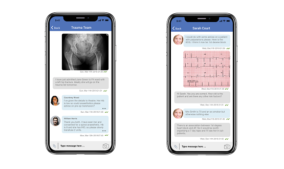 North London trust deploys clinical messaging app Hospify