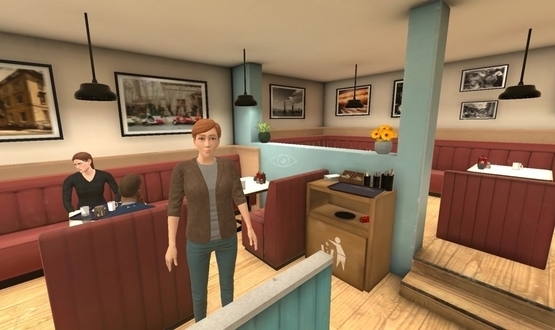NHS offers new virtual reality treatment for patients with social anxiety