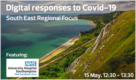 Digital Responses to Covid-19: South East Regional Focus