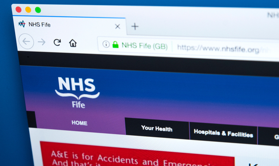 NHS Fife extends use of Alcidion's Patientrack software