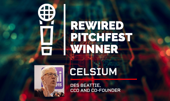 Digital Health Rewired Pitchfest 2020 winner profile: Celsium