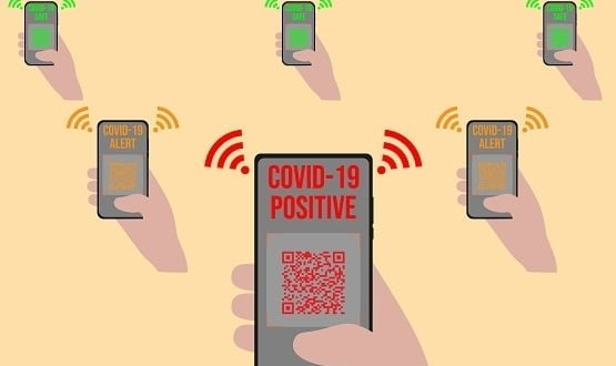 Northern Ireland launches UKs first Covid-19 contact-tracing app