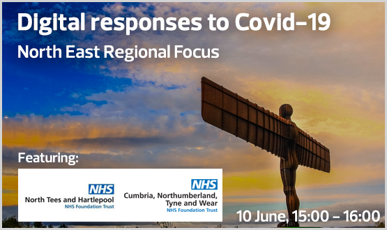 Digital Responses to Covid-19: North East Regional Focus