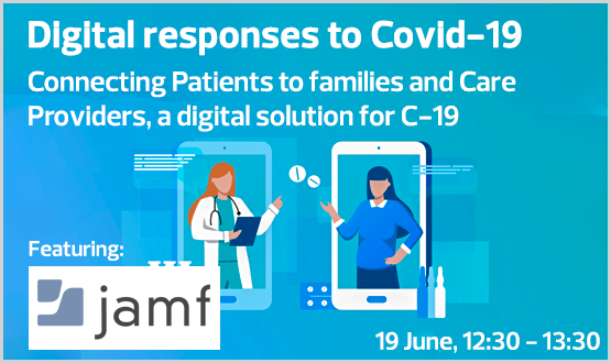 Digital responses to Covid-19 – How to Safely Connect Patients to Families: A Digital Solution for COVID-19