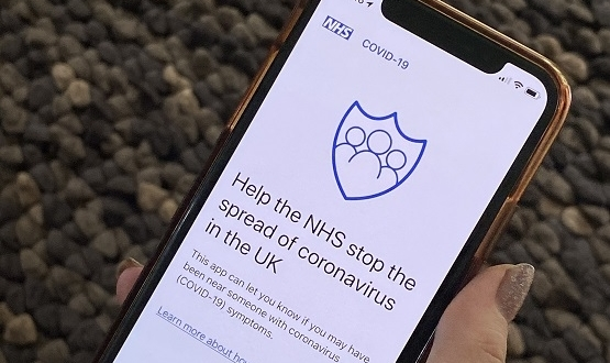 Covid-19: New trial for England's revamped NHS contact-tracing app