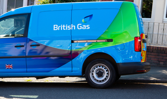 British Gas volunteers who delivered telehealth equipment thanked