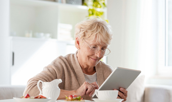 How to deliver service transformation for care homes using digital
