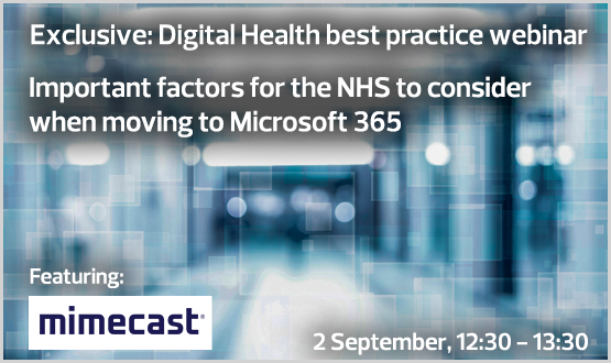 Important factors for the NHS to consider when moving to Microsoft 365