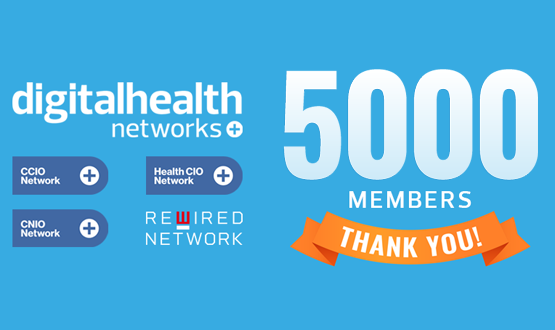 Digital Health Networks reach milestone 5000th member