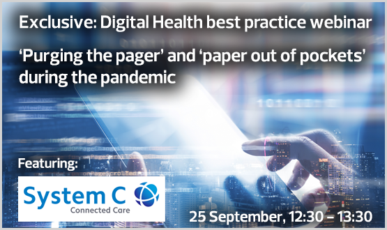 'Purging the pager' and 'paper out of pockets' during the pandemic