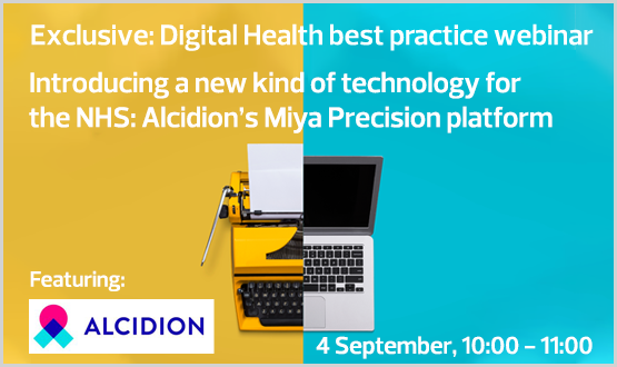 Introducing a new kind of technology for the NHS: Alcidion's Miya Precision platform