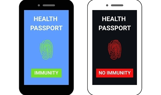 Digital immunity passports part of government's plans to ramp up testing