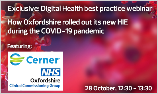 How Oxfordshire rolled out its new HIE during the COVID-19 pandemic