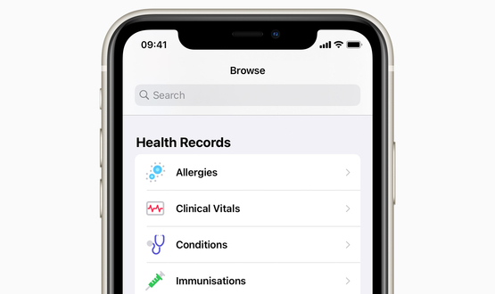 Apple launches Health Records in UK with Oxford and Milton Keynes