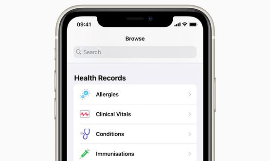 Apple Health Record