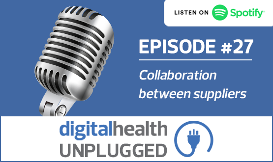 Digital Health Unplugged: Collaboration between suppliers