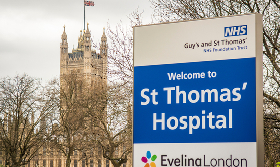Guy's and St Thomas' confirms Epic go live for 2023