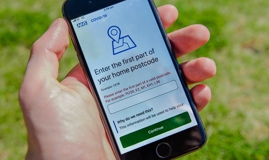 NHS Covid-19 app 'important pillar' in easing lockdown restrictions