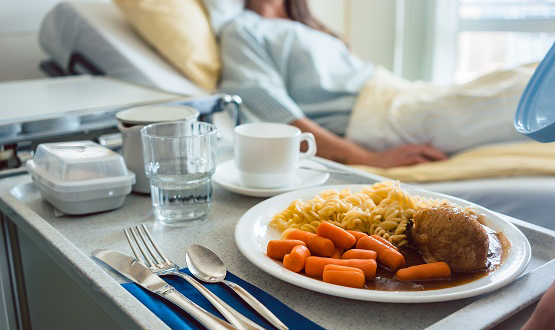 Hospitals to implement digital menus under food review led by Prue Leith