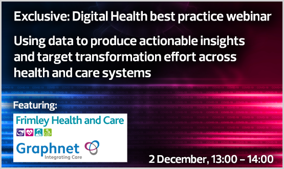 Using data to produce actionable insights and target transformation effort across health and care systems