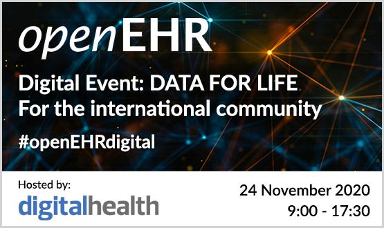 openEHR 2020 Digital event