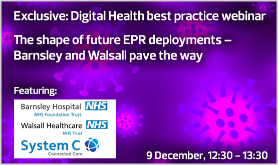 The shape of future EPR deployments – Barnsley and Walsall pave the way