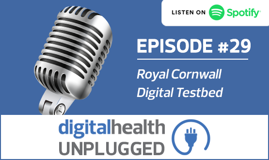Digital Health Unplugged: Royal Cornwall Digital Testbed