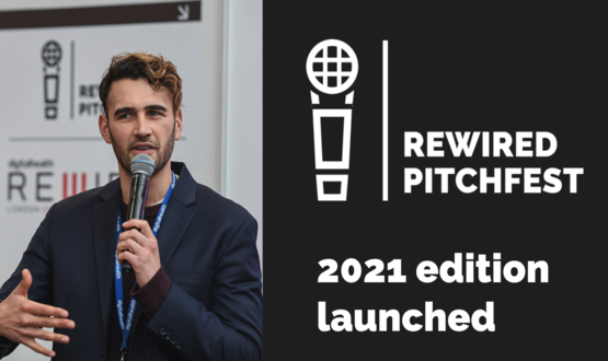 Applications open for the 2021 edition of the Rewired Pitchfest