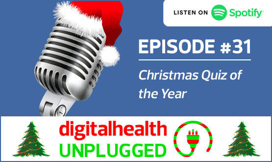 Digital Health Unplugged: Christmas Quiz of the Year