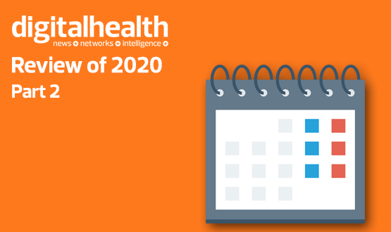Digital Health's Review of 2020 Part Two: July to December
