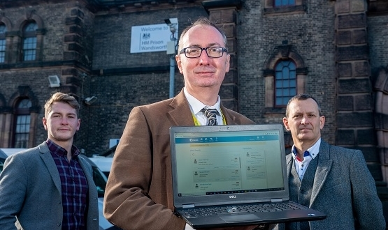 HMP Wandsworth uses referral software to keep inmates out of hospital