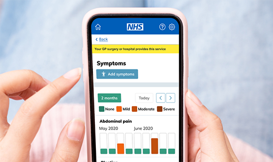 How the first PHR to integrate with the NHS app was created and utilised