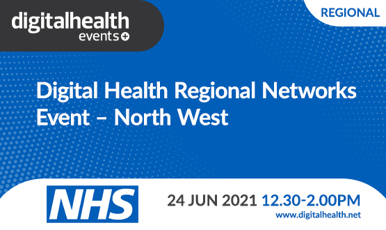 Digital Health Regional Networks Event – North West