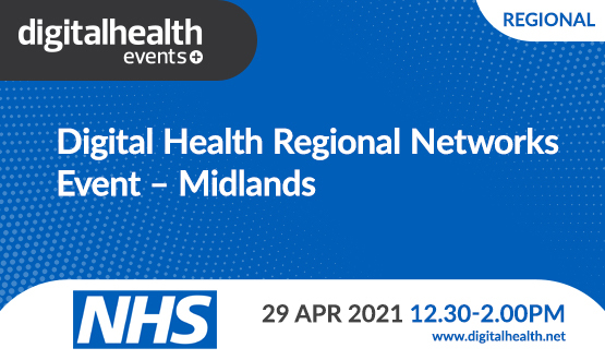 Digital Health Regional Networks Event – Midlands
