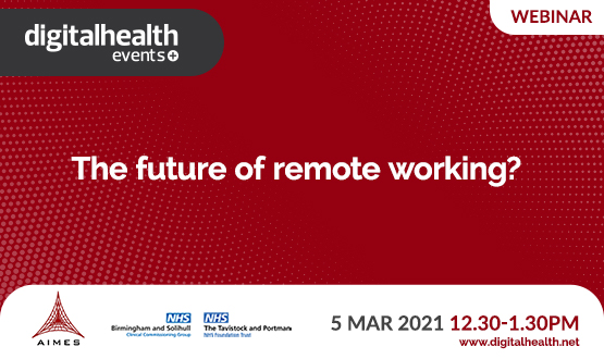 The future of remote working?