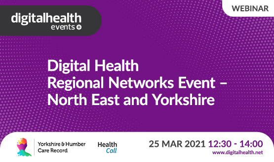 Digital Health Regional Networks Event – North East and Yorkshire